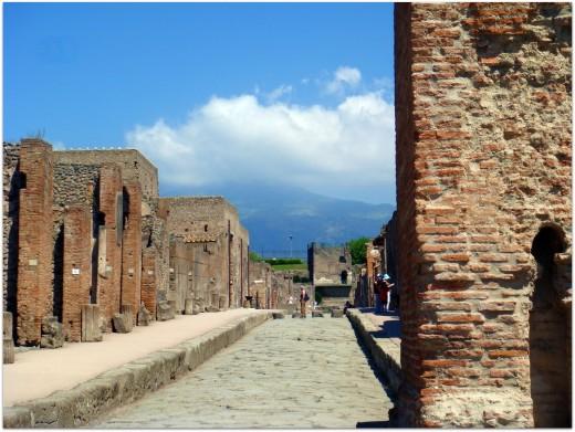 scavi di pompei cultura
